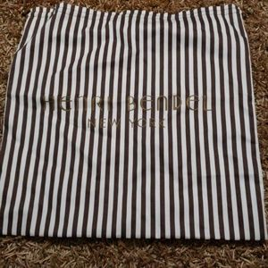 Authentic Dust bag Henri Bendel New York